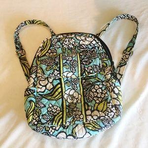 Vera Bradley Island Blooms Backpack   250